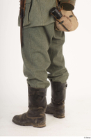 German army uniform World War II. army leg lower body soldier uniform 0004.jpg