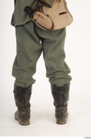 German army uniform World War II. army leg lower body soldier uniform 0005.jpg