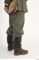 German army uniform World War II. army leg lower body soldier uniform 0006.jpg