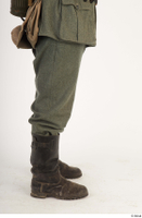 German army uniform World War II. army leg lower body soldier uniform 0007.jpg
