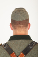 German army uniform World War II. army cap head soldier uniform 0005.jpg