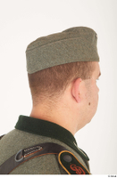 German army uniform World War II. army cap head soldier uniform 0006.jpg