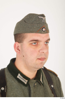 German army uniform World War II. army cap head soldier uniform 0008.jpg