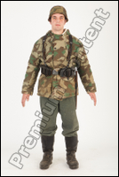 German army uniform World War II., ver.2