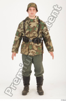 German army uniform World War II. ver.2 army camo camo jacket soldier standing uniform whole body 0001.jpg