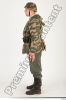 German army uniform World War II. ver.2 army camo camo jacket soldier standing uniform whole body 0003.jpg