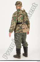 German army uniform World War II. ver.2 army camo camo jacket soldier standing uniform whole body 0004.jpg