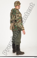 German army uniform World War II. ver.2 army camo camo jacket soldier standing uniform whole body 0006.jpg