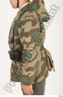 German army uniform World War II. ver.2 arm army camo camo jacket soldier uniform upper body 0003.jpg