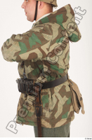 German army uniform World War II. ver.2 army camo camo jacket soldier uniform upper body 0003.jpg