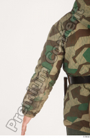 German army uniform World War II. ver.2 arm army camo camo jacket soldier uniform upper body 0004.jpg