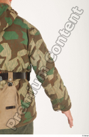 German army uniform World War II. ver.2 arm army camo camo jacket soldier uniform upper body 0005.jpg