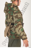 German army uniform World War II. ver.2 arm army camo camo jacket soldier uniform upper body 0006.jpg