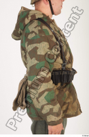 German army uniform World War II. ver.2 army camo camo jacket soldier uniform upper body 0006.jpg