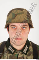 German army uniform World War II. ver.2 army camo head helmet soldier uniform 0001.jpg