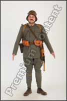 Austria-Hungary army uniform World War I., ver.1