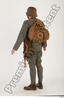 Austria-Hungary army uniform World War I. ver.1 army soldier standing whole body 0004.jpg