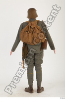 Austria-Hungary army uniform World War I. ver.1 army soldier standing whole body 0005.jpg