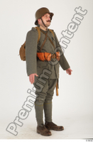 Austria-Hungary army uniform World War I. ver.1 army soldier standing whole body 0008.jpg