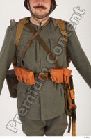 Austria-Hungary army uniform World War I. ver.1 army soldier upper body 0001.jpg
