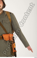 Austria-Hungary army uniform World War I. ver.1 arm army soldier upper body 0002.jpg