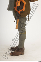 Austria-Hungary army uniform World War I. ver.1 army leg lower body soldier 0003.jpg
