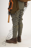 Austria-Hungary army uniform World War I. ver.1 army leg lower body soldier 0004.jpg