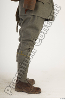 Austria-Hungary army uniform World War I. ver.1 army leg lower body soldier 0007.jpg