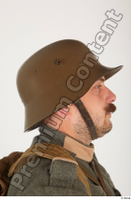 Austria-Hungary army uniform World War I. ver.1 army head helmet soldier 0007.jpg