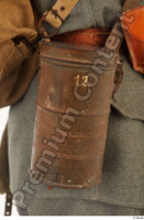 Austria-Hungary army uniform World War I. ver.1 army gas mask tin container soldier upper body 0001.jpg