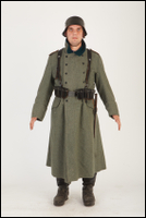 German army uniform World War II., ver.3