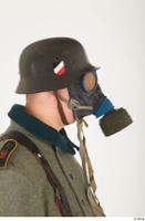 German army uniform World War II. ver.3 army gas mask head helmet soldier 0007.jpg