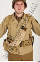 U.S.Army uniform World War II. army jacket soldier upper body 0001.jpg