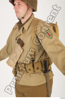 U.S.Army uniform World War II. army jacket soldier upper body 0002.jpg
