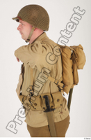 U.S.Army uniform World War II. army jacket soldier upper body 0003.jpg