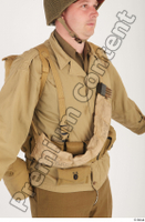 U.S.Army uniform World War II. army jacket soldier upper body 0007.jpg