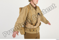 U.S.Army uniform World War II. army jacket soldier upper body 0008.jpg
