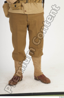 U.S.Army uniform World War II. army leg lower body soldier 0001.jpg