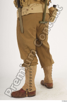U.S.Army uniform World War II. army leg lower body soldier 0004.jpg