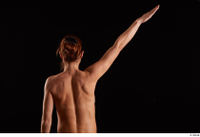 Charity  1 arm back view flexing nude 0004.jpg