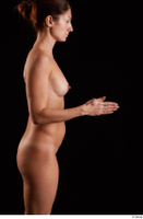 Charity  1 arm flexing nude side view 0003.jpg