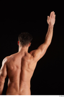 Larry Steel  1 arm back view flexing nude 0005.jpg