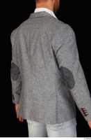 Larry Steel business dressed grey suit jacket upper body 0006.jpg