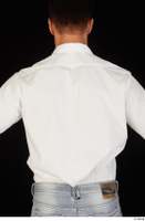 Larry Steel business dressed upper body white shirt 0005.jpg
