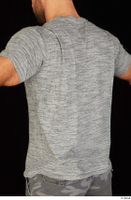 Larry Steel casual dressed grey t shirt upper body 0004.jpg
