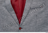 Clothes  226 business grey suit jacket 0006.jpg