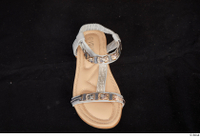 Clothes  230 shoes silver sandals 0002.jpg