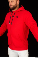 Dave dressed red hoodie upper body 0002.jpg