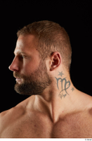 Dave  2 bearded flexing front view head 0001.jpg
