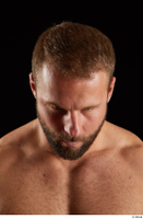Dave  2 bearded flexing front view head 0008.jpg